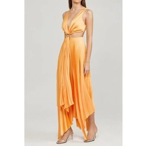 "SIGNIFICANT OTHER ""Eden"" Cantaloupe Dress"